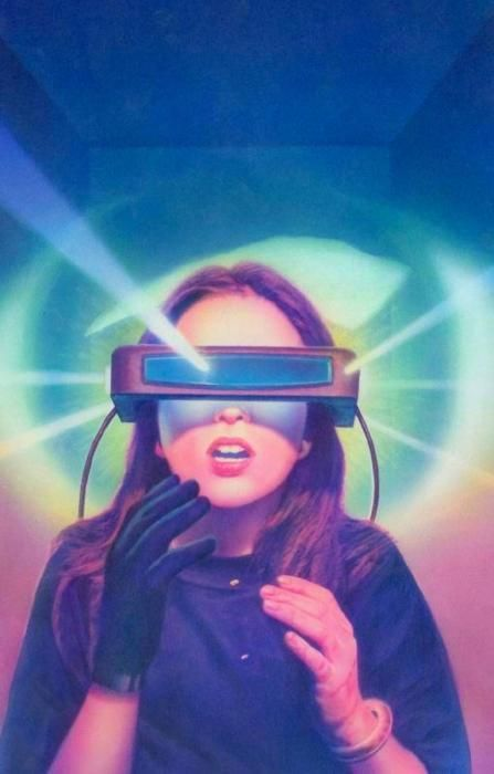 Virtual reality, quite interested by this idea at the moment!