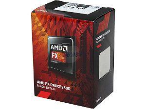 AMD FX-4300 Vishera Quad-Core 3.8GHz (4.0GHz) Socket AM3+ 95W Desktop Processor FD4300WMHKBOX