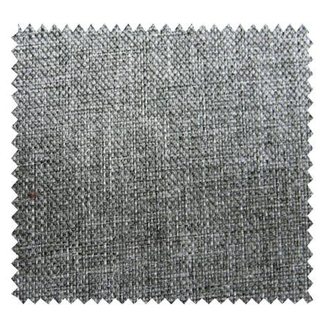 Tissu Occultant Chiné Oxford Anthracite - Tissus des Ursules