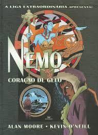 Image result for kevin o'neill nemo