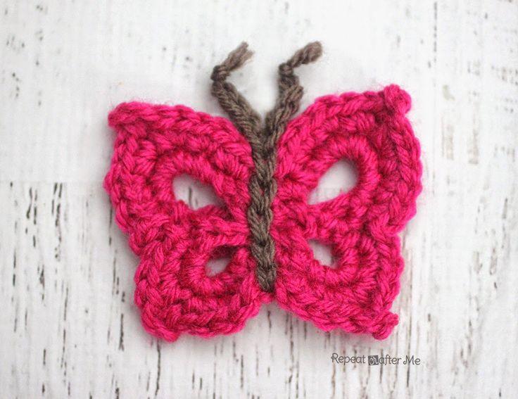 290 Best Images About Applicaties Haken Crochet Applique Www