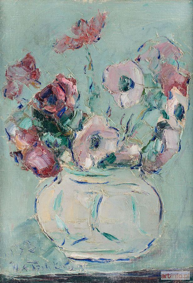 Włodzimierz TERLIKOWSKI ● Kwiaty, 1932 r. ●