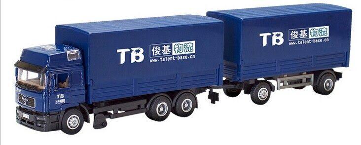 Gambar Kepala Mobil Kontener Us 26 99 Trucks Tractors Dual Card Container Car Large Tow Truck Alloy Model 1 40 Car Model Toys I Mobil Truk Besar Mobil Bekas