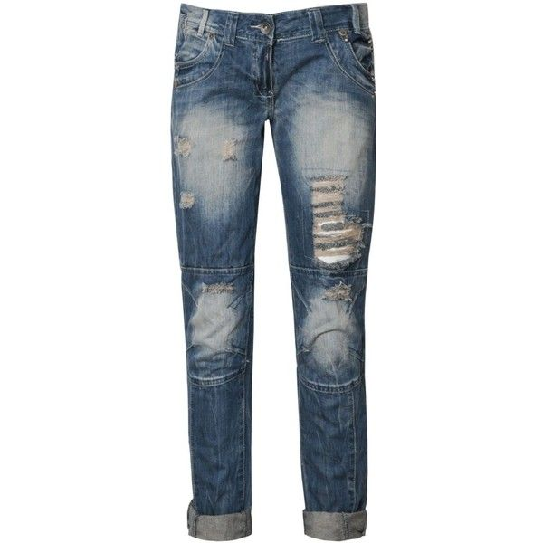 BLONDE & BLONDE Ripped Biker Jeans and other apparel, accessories and trends. Browse and shop 8 related looks.