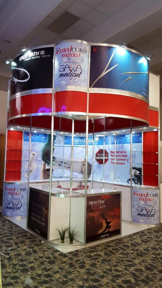 stands y displays en queretaro