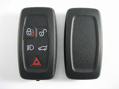 Genuine Range Rover and Range Rover Sport Smart Key Remote Fob Cover Kit:   Range Rover and Range Rover Sport used this style remote between 2010 and 2011. Often times the rubber pad begins to peel or wear out. Repair or refresh your smart key with this genuine repair kit. Includes top and bottom rubber case as pictured. Kit will repair one smart key. Not a complete key.