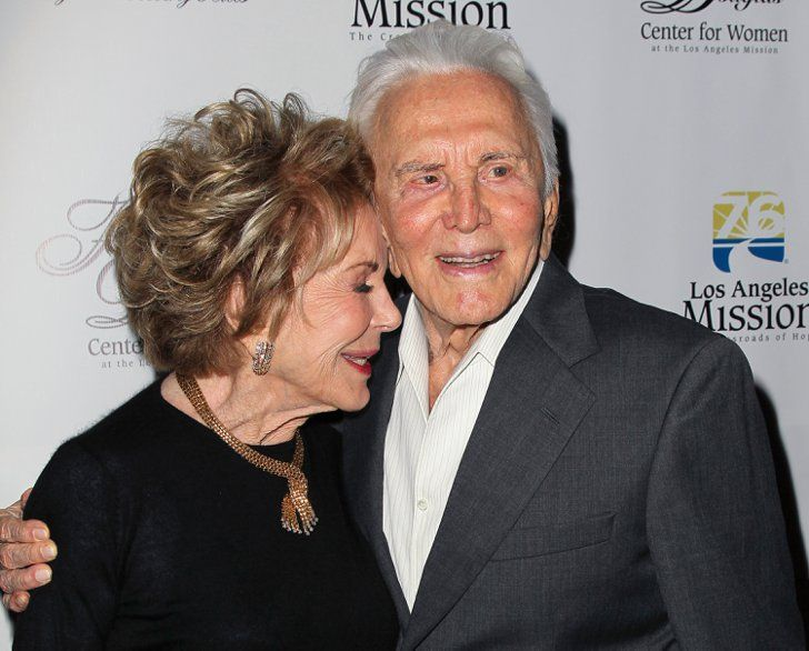 Pin for Later: Hollywood Couples Who Have Been Together the Longest Kirk Douglas and Anne Buydens Few Hollywood couples have ever had a relationship as enduring as Kirk and Anne's. They've been married since 1954!