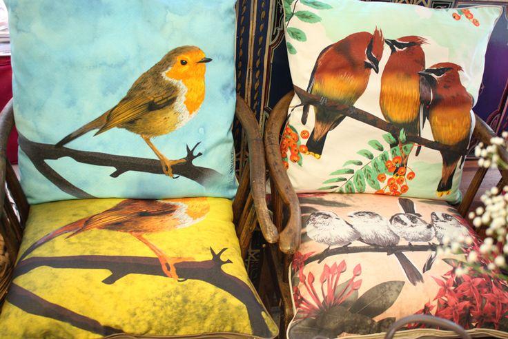 Myrte pillows