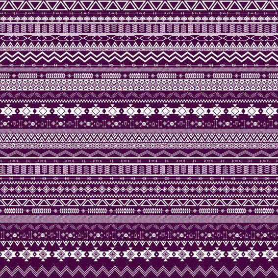 Be Diff - Estampas coordenadas   Etnico III by Maycon