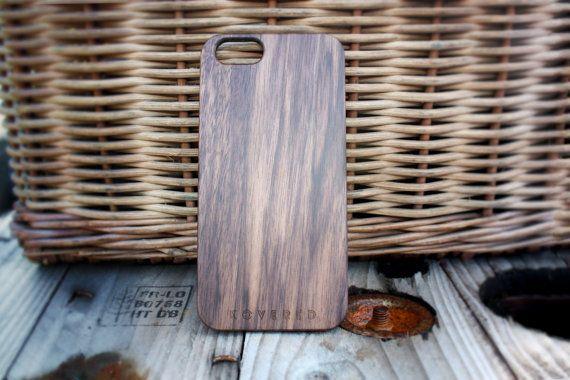 iPhone 6 Wood Case - iPhone 6 Wooden Case - Wooden iPhone 6 Case - Walnut iPhone 6 Case - Wood iPhone 6 Case - iPhone 6 Wooden Case