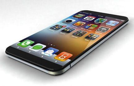 Un IPhone 6 De 5 Pouces Et Un IPhone 5S Auraient T Mis En
