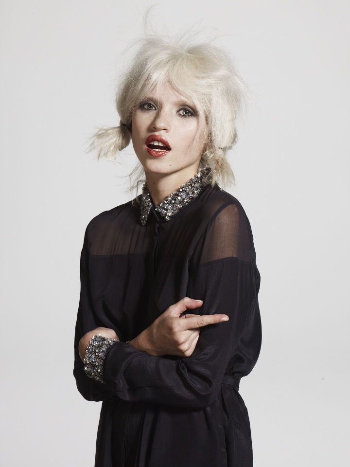 French Connection AW12 Campaign