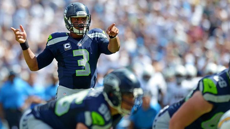 Russell Wilson, Seattle Seahawks -Fashion police: Ranking NFL uniforms, 32 to 1
