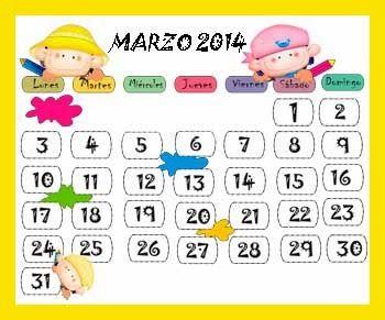 Mi Sala Amarilla: Efemérides Marzo 2014