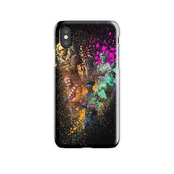 coque iphone 8 space battle
