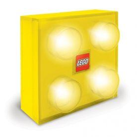 Lampada LEGO gialla