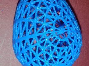 Sawkonex 3D printed parametric easter egg v.2 by bonooobong by Bonooobong