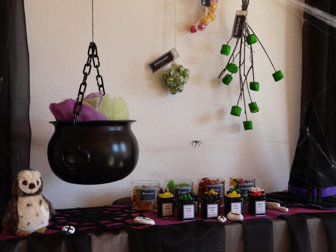 planet verleihkiste hexen zauberer mottoparty. Black Bedroom Furniture Sets. Home Design Ideas