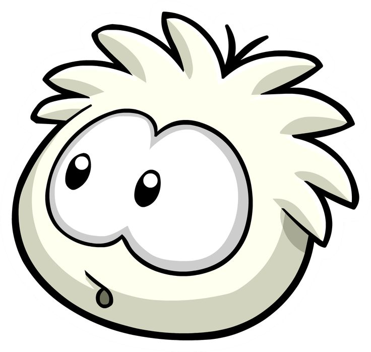 The White puffle likes skating and can be bought from the pet store for members only.