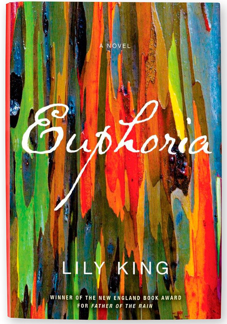 Euphoria - Drawing on the life of anthropologist Margaret Mead, King's fictional story portrays three researchers ensnared in a love triangle while living among a tribe in 1930s New Guinea.