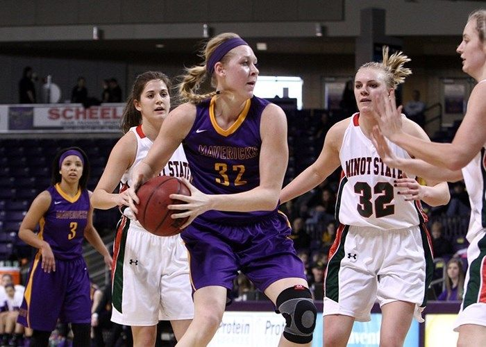 MSU Women defeat U of Mary and Minot at Taylor Center Women's Basketball |Box Score Mankato Times MANKATO, MINN.– The Minnesota State Mankato women's basketball team had two solid victories at the Taylor Center this weekend. The Mavericks defeated the University of Mary 85-63 on Friday and Minot State75-61 on Saturday. With the wins, the…