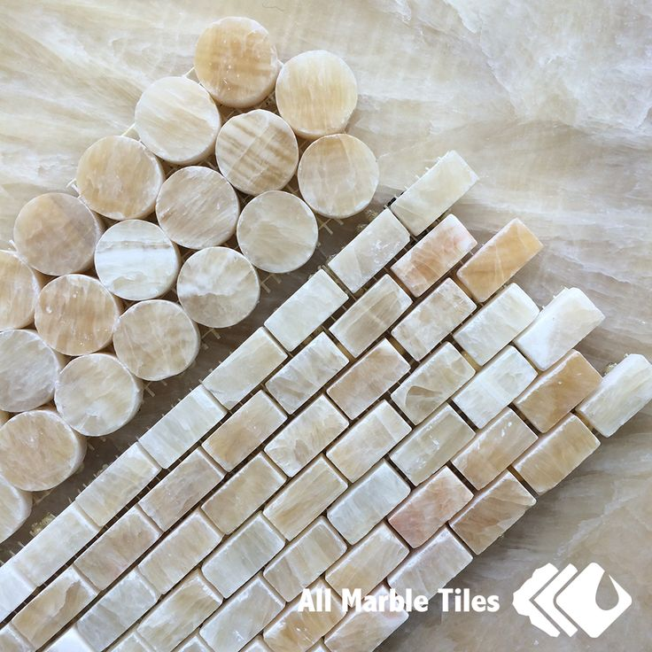 Transforming Your House With Honey Onyx Mosaic Tiles From Http Allmarbletiles