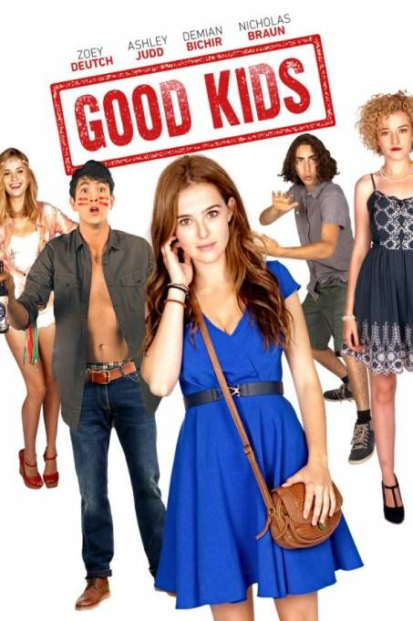 Good Kids  Description: De film volgt vier overijverige middelbare scholieren van Cape Cod tijdens de zomer na het afstuderen. Ze realiseren zich dat ze iets gemist hebben door altijd het beste jongetje van de klas te zijn. Ze besluiten zichzelf opnieuw te ontdekken wanneer de toeristen naar de stad komen om te feesten.  Price: 2.99  Meer informatie