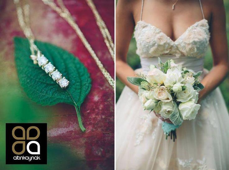 #Wedding #Bride #Pendant #Diamond #Düğün #Gelin #Kolye #Pırlanta