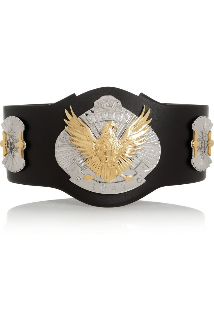 Is it just me or does this look a lot like a wrestling championship belt?
