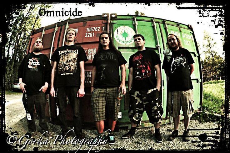 Omnicide (Death Metal) http://swissmetalbands.ch/band/omnicide