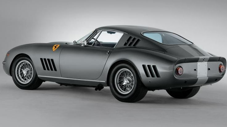 2014 auction record sale 1964 Ferrari 275 GTB/C Speciale coupe