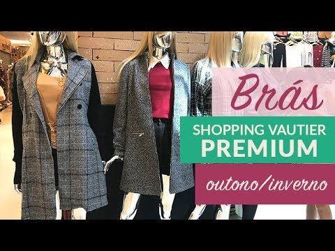 b082fa477 Novidades Outono Inverno - Shopping Vautier Premium - YouTube ...