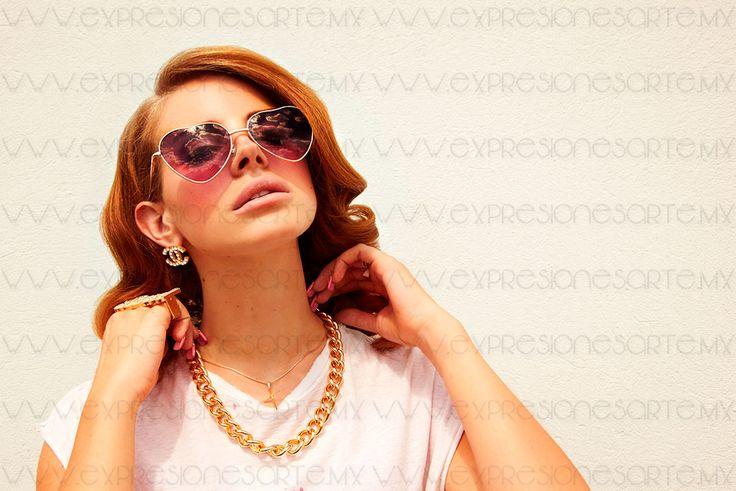 Lana del Rey lanzará nuevo disco | ExpresionEs Arte Digital