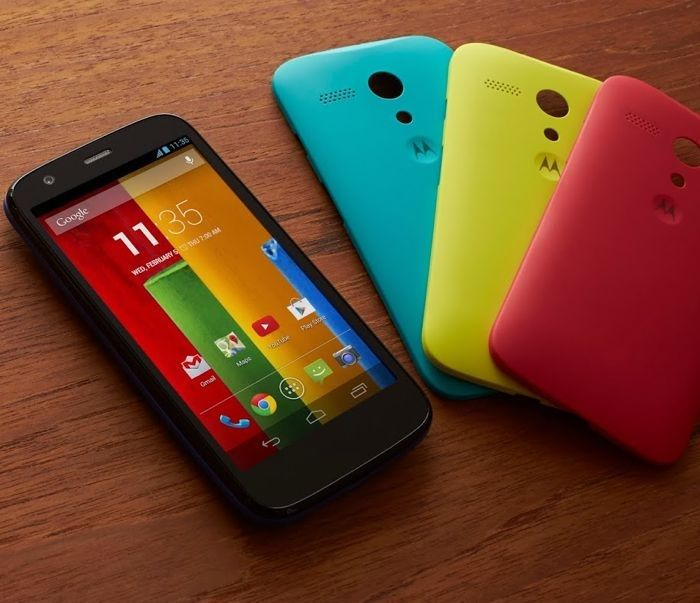 Moto G Receives Android 4.4 KitKat Update In The UK | GIZCRUNCH