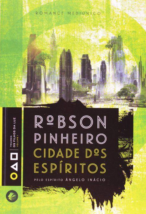Cidade dos Espíritos | Espiritismo, Livros de