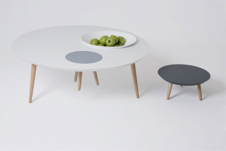 barcelona-based studio 3patas presents '3x3,' created in collaboration with spanish design brand francesc ros.  enabling users to define their own space, the elements of this table set can be arranged in various configurations or neatly combined to form a family.  the main large table contains two smaller ones, which can be removed for independent use. in the absence of the smaller tables,  two perfectly fitting bowls can be placed in the holes, modifying the table's functionality to expand…