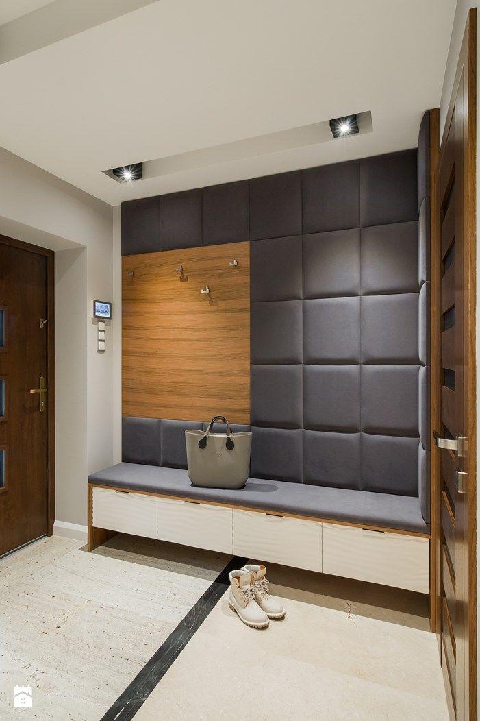 Hol / Przedpokój styl Nowoczesny - zdjęcie od studio wnętrz URBAN-DESIGN - Hol…