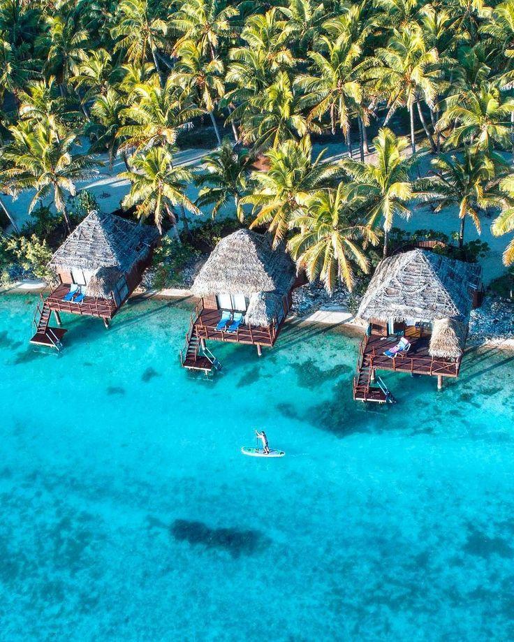 Cook Islands Beaches: Pin Em Beach Destinations