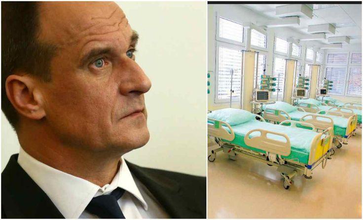 PILNE. Kukiz trafił do szpitala! Czeka go miesięczna przerwa od polityki