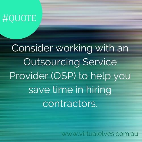 A recent blog The First Step to Successful Outsourcing posted to Virtual Elves stressed the importance and value of creating an action plan before taking the first step towards hiring a virtual assistant (VA). This week we're expanding upon this and exploring the next step of your outsourcing journey: