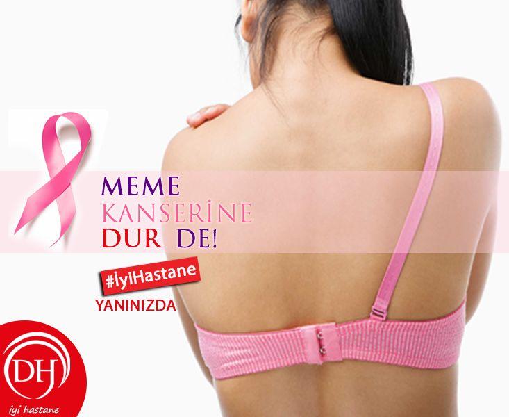"""Meme kanseri bilinçlendirme ayında tüm kadınlarımızın yanındayız.#İyiHastane """"pembe kurdele"""" ile meme check-up'ı için çok özel fırsat sizi bekliyor.220TL yerine 69TL'lik size özel fırsat için: http://j.mp/meme-check-up"""