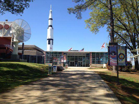 Space Center Huntsville, Alabama | Been there done that ...