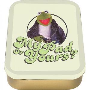 Doosje Kermit - Half Moon Bay, kinderen - leuke cadeautjes, decoratie - dozen & opbergen, Per merk - Half Moon Bay