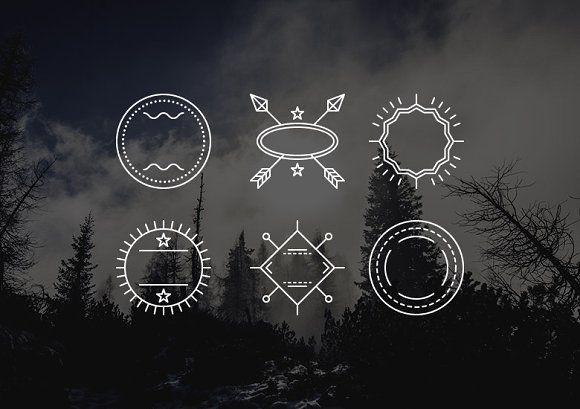 42 Vector Badges & Logo Templates by Dreamstale on @creativemarket