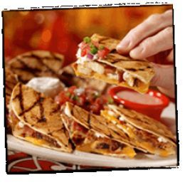 Here are the new quesadillas just added to the Chili's Bar and Grill menu.  These are so quick and easy to make at home on your indoor Georg...