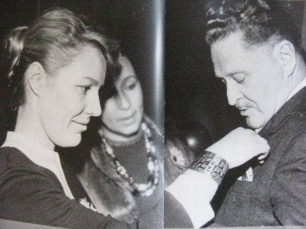 Vera Tulyakova, Nazım Hikmet