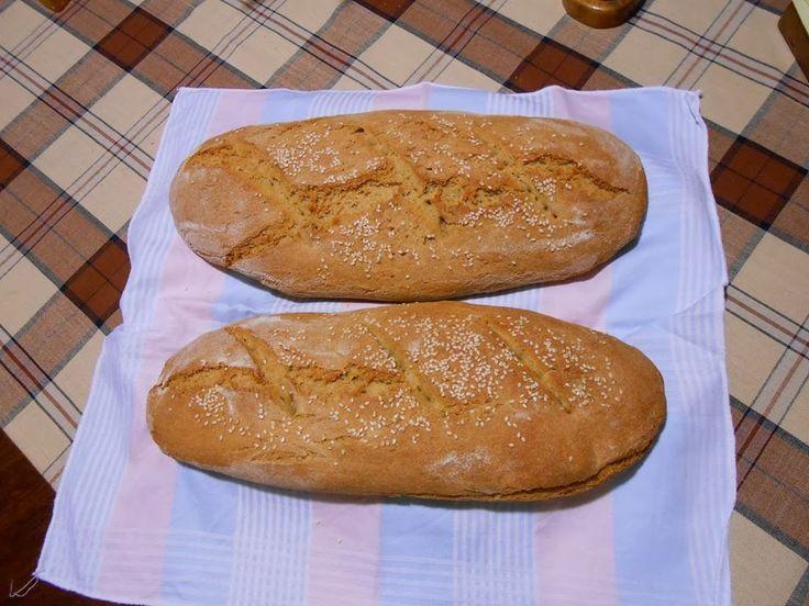 από την κ. Κατερινιώ Κακαβά           Απ ότι ξέρω και έχω διαβάσει, για να έχουμε ωραίο και εύγευστο ψωμάκι, δίνουμε σημασία στην ποιότητα...