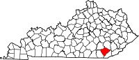 Artemus (also, Nip and Tuck) is a census-designated place in Knox County, Kentucky, United States. The last United States Census reported that Artemus' population is 590, of which 572 persons are white and 5 persons are black.