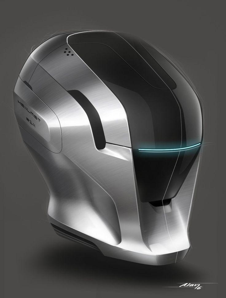 Alan Derosier - Helmet Challenge