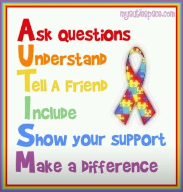Autism Awareness https://www.facebook.com/TheOtherAWord